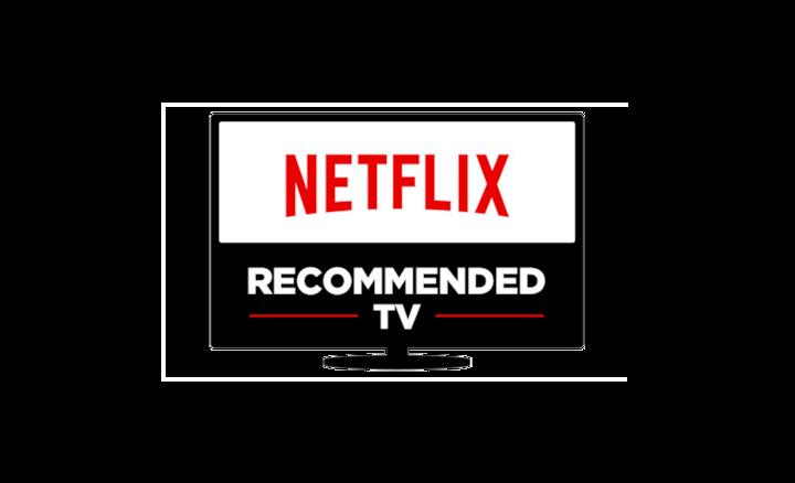 TV Recomendada pela Netflix
