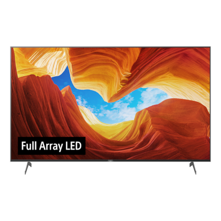 Imagem de X90H | Full Array LED | 4K Ultra HD | High Dynamic Range (HDR) | Smart TV (Android TV)