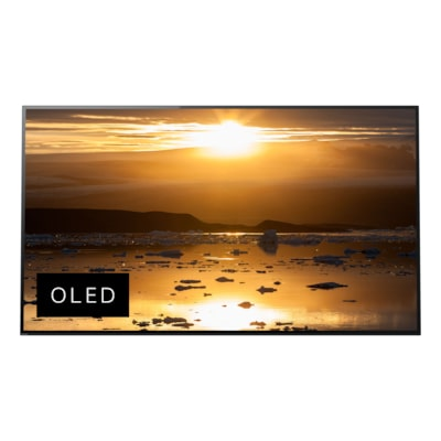 Imagem de TV OLED 4K HDR A1E com Acoustic Surface™