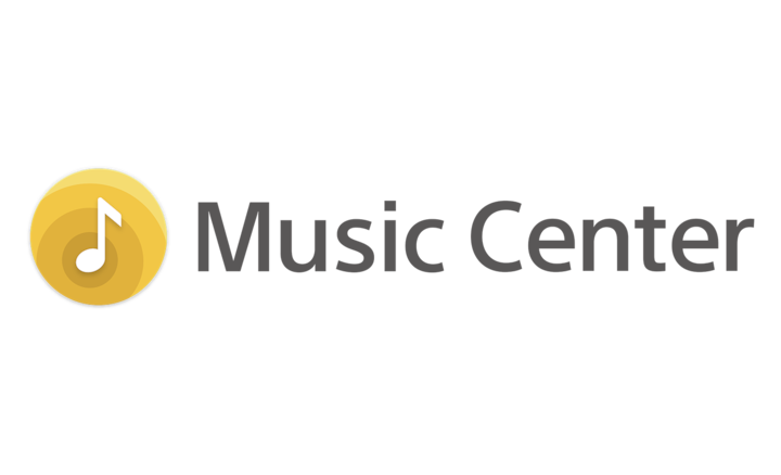 Logotipo do Sony Music Center